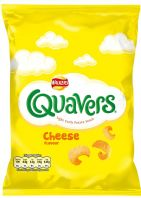 Walkers Quavers Cheese 32 x 19gm